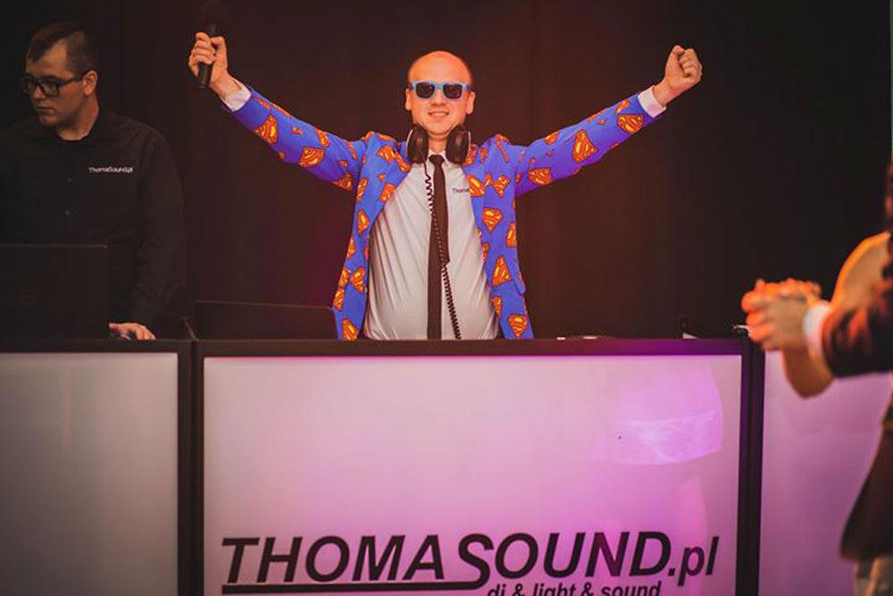 Thomas Sound